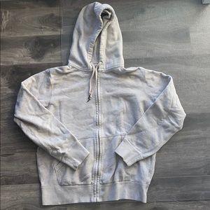 Men's Uniqlo zipper hoodie